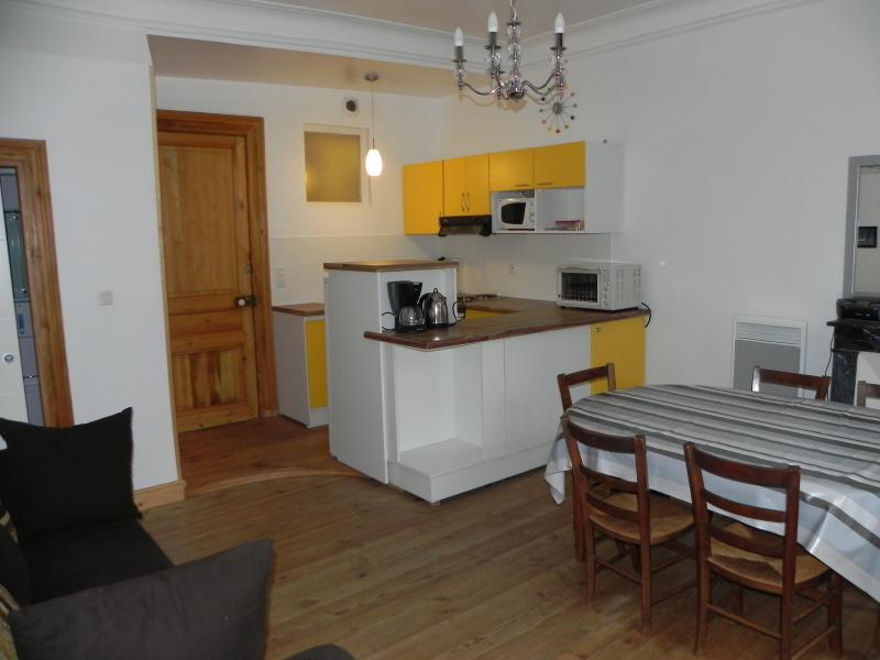 Salón Alquiler Apartamento 58565 Cauterets