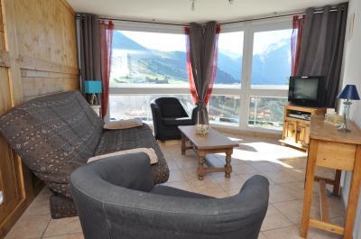 Sala de estar Alquiler Apartamento 58575 Les 2 Alpes