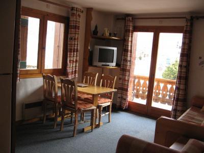 Sala de estar Alquiler Apartamento 58591 Les Contamines Montjoie