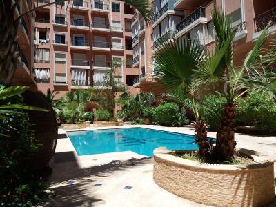 Piscina Alquiler Apartamento 58695 Marruecos