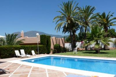 Alquiler Villa 58722 Estepona
