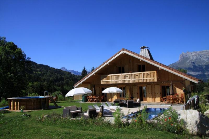 Vistas exteriores del alojamiento Alquiler Apartamento 59034 Saint Gervais Mont-Blanc
