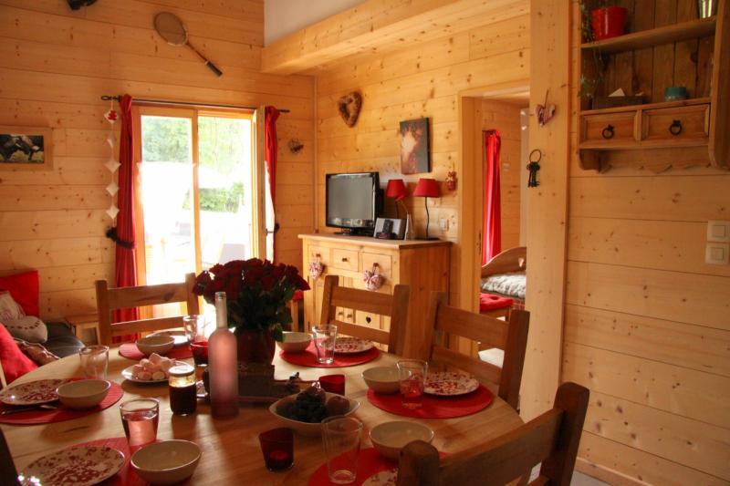 Sala de estar Alquiler Apartamento 59034 Saint Gervais Mont-Blanc