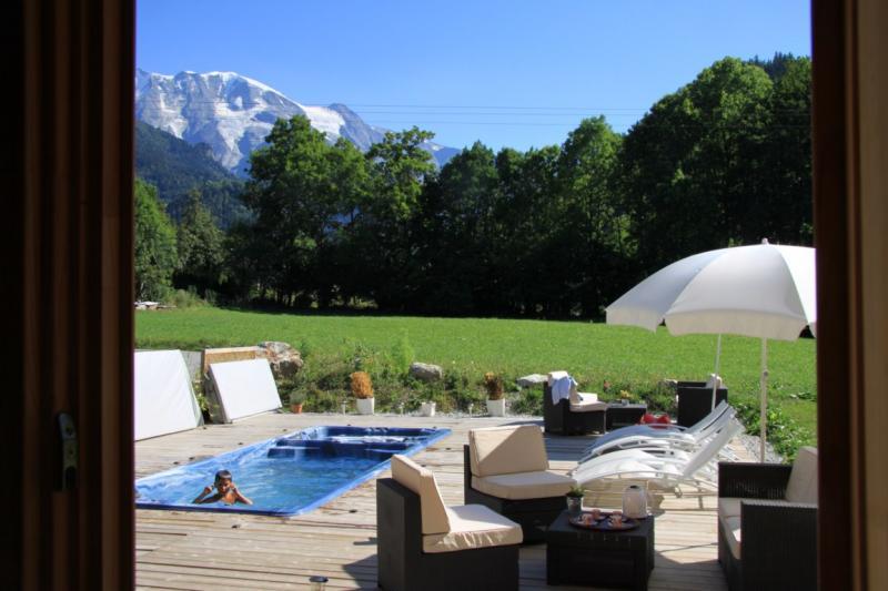 Piscina Alquiler Apartamento 59034 Saint Gervais Mont-Blanc