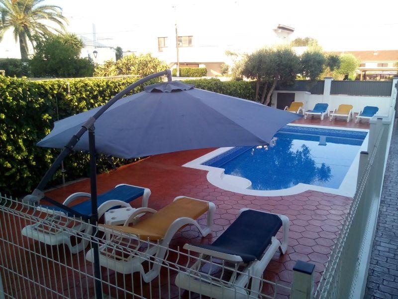 Piscina Alquiler Villa 59145 La Ampolla