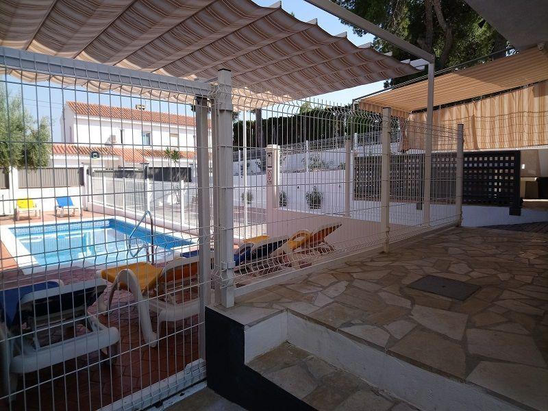 Vistas exteriores del alojamiento Alquiler Villa 59145 La Ampolla