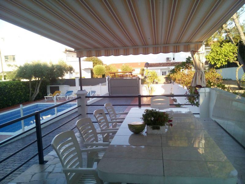 Vistas desde la terraza Alquiler Villa 59145 La Ampolla