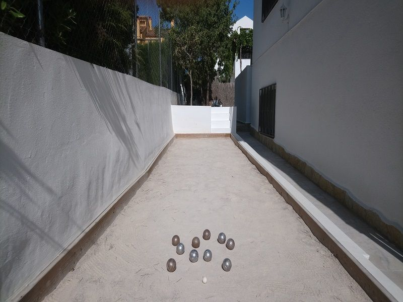 Jardín Alquiler Villa 59145 La Ampolla