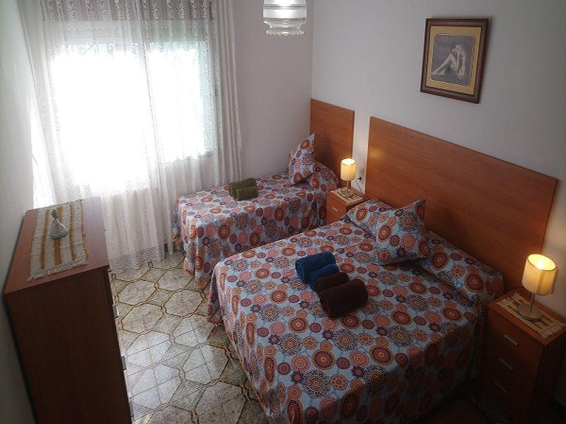 dormitorio 1 Alquiler Villa 59145 La Ampolla