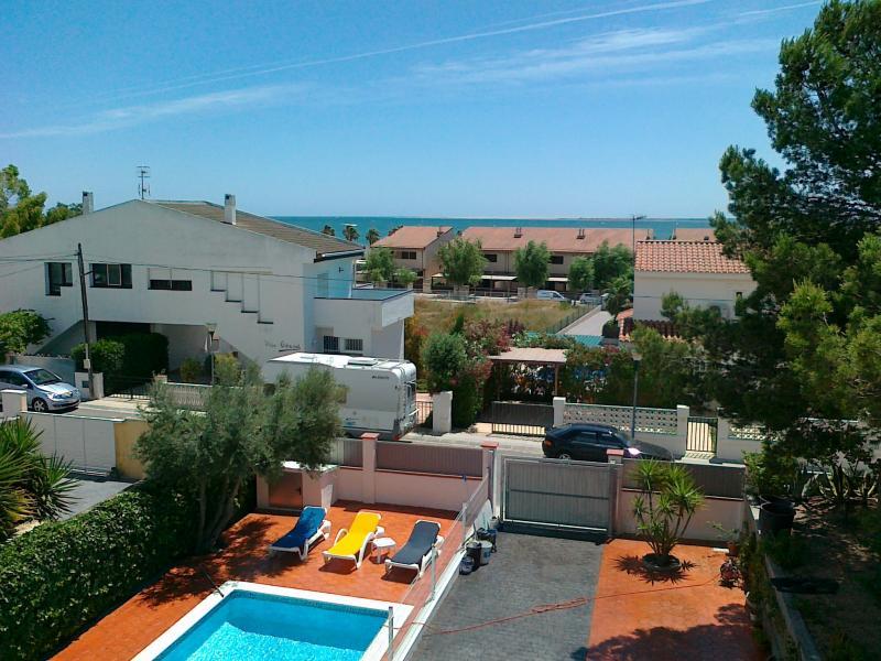 Vistas desde el alojamiento Alquiler Villa 59145 La Ampolla