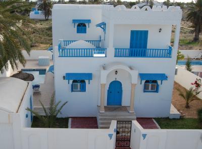 Vistas exteriores del alojamiento Alquiler Villa 59238 Djerba