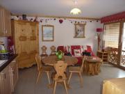 Apartamento en residencia Saint Gervais Mont-Blanc 5 a 7 personas