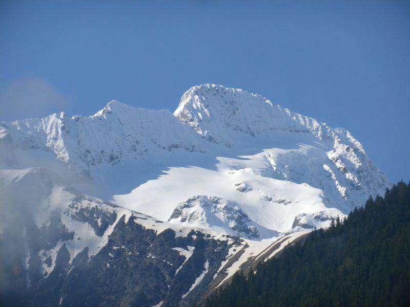 Vistas desde el alojamiento Alquiler Apartamento 59663 Les 2 Alpes