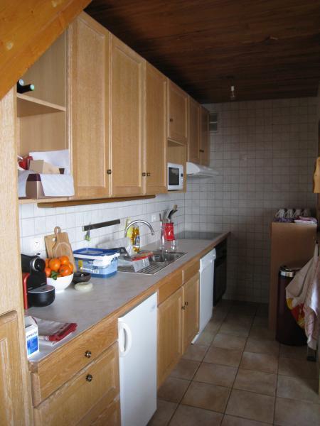 Cocina americana Alquiler Apartamento 60012 Tignes