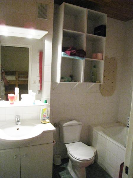 cuarto de baño Alquiler Apartamento 60012 Tignes