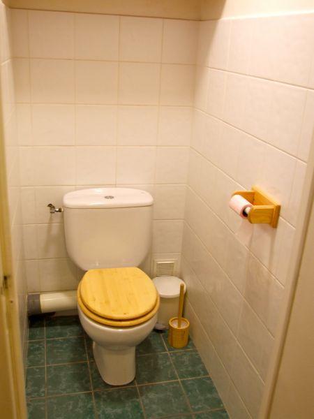 WC separado Alquiler Apartamento 60012 Tignes