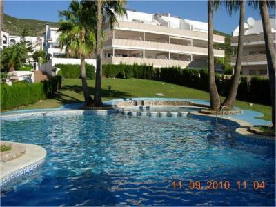 Piscina Alquiler Apartamento 60232 Pe��scola