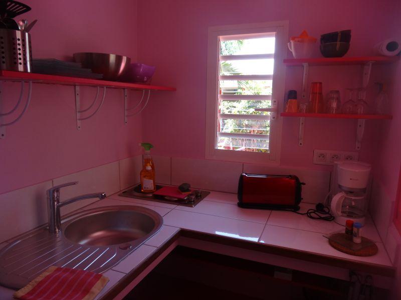 Cocina americana Alquiler Casa rural 60311 Sainte Anne (Guadalupe)