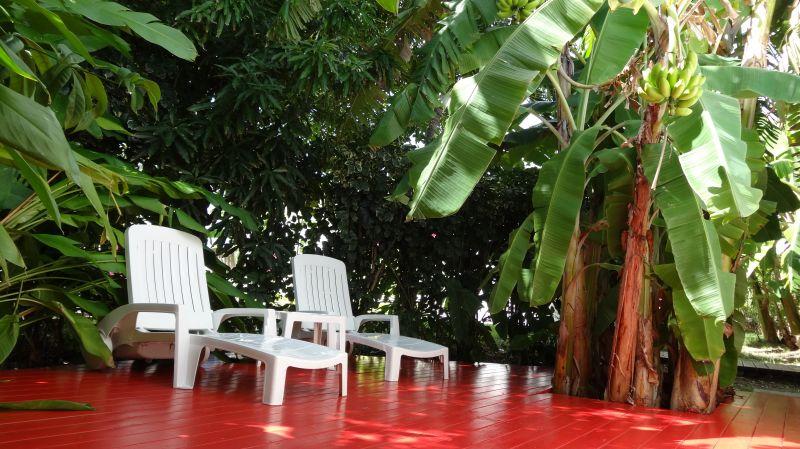 Terraza Alquiler Casa rural 60311 Sainte Anne (Guadalupe)