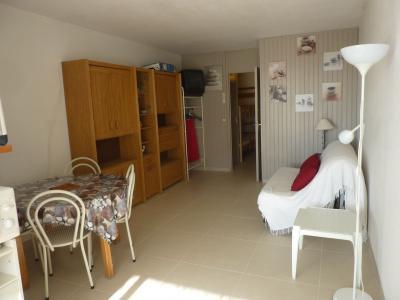 Sala de estar Alquiler Estudio 6111 Palavas-les-Flots