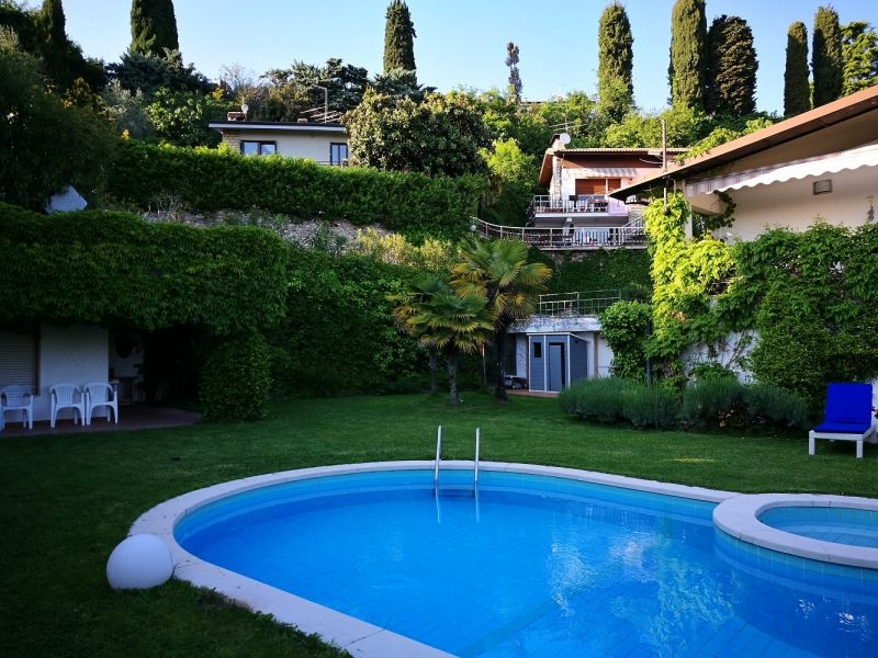 Piscina Alquiler Villa 61113 Garda