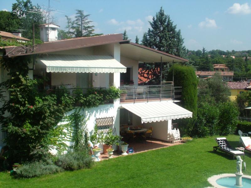 Vistas desde el alojamiento Alquiler Villa 61113 Garda