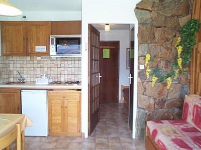 Sala de estar Alquiler Estudio 61291 Auris en Oisans