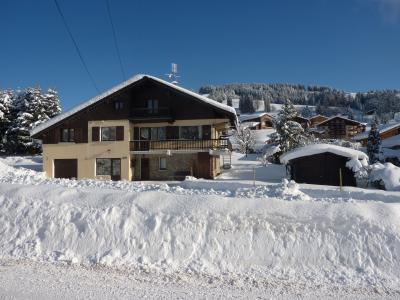 Vistas exteriores del alojamiento Alquiler Apartamento 61393 Crest Voland Cohennoz