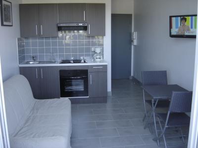Sala de estar Alquiler Apartamento 61442 Argeles sur Mer