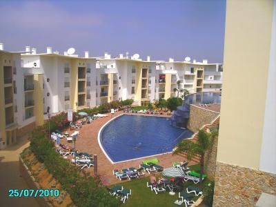 Piscina Alquiler Apartamento 61898 Albufeira