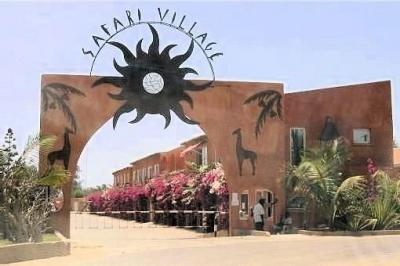 Entrada Alquiler Villa 62177 Saly