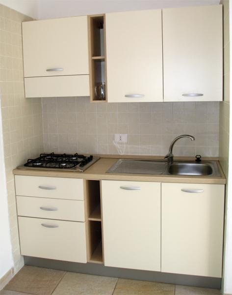 Kitchenette Alquiler Apartamento 62381 Vieste