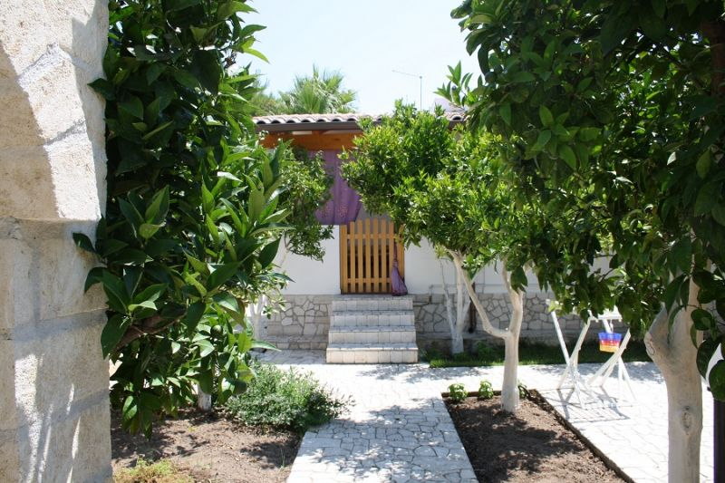 Jardín Alquiler Apartamento 62381 Vieste