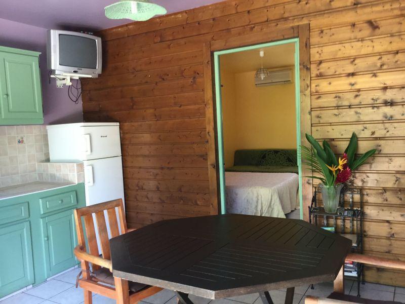 Cocina de verano Alquiler Casa rural 62646 Sainte Rose