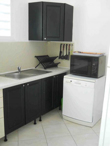 Cocina independiente Alquiler Casa rural 62747 Gros-Morne