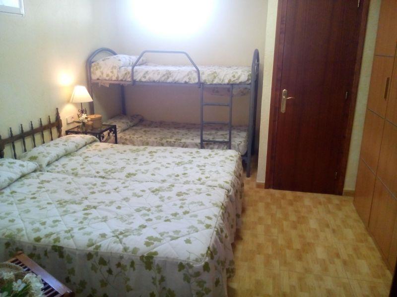 dormitorio 3 Alquiler Villa 63018 La Ampolla