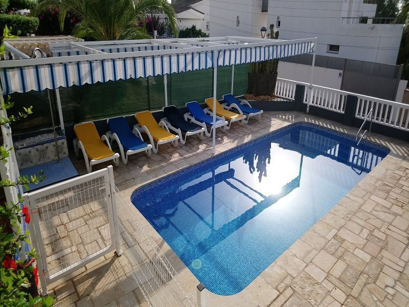 Piscina Alquiler Villa 63018 La Ampolla