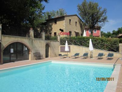 Vistas exteriores del alojamiento Alquiler Apartamento 63249 San Gimignano