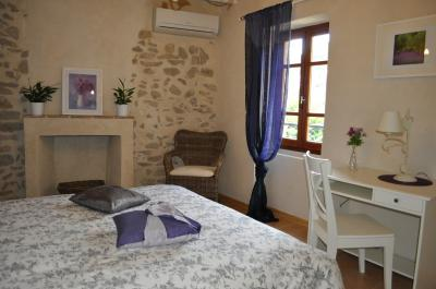 dormitorio Alquiler Casa rural 63339 Saint-Montan
