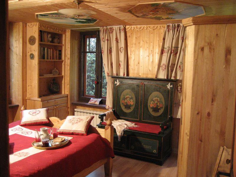 dormitorio 1 Alquiler Apartamento 647 Chamonix Mont-Blanc