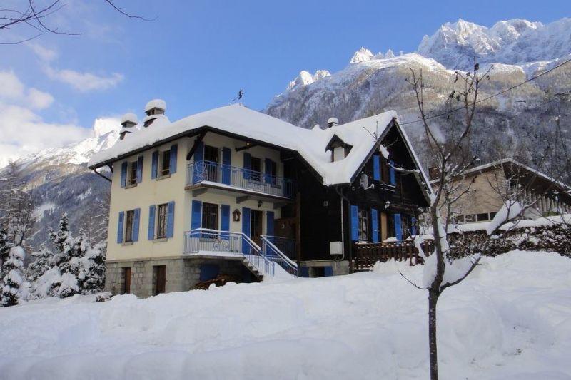 Vistas exteriores del alojamiento Alquiler Apartamento 647 Chamonix Mont-Blanc