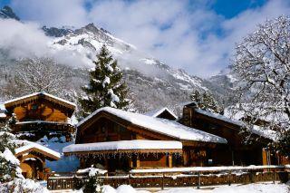 Vistas exteriores del alojamiento Alquiler Chalet 651 Chamonix Mont-Blanc