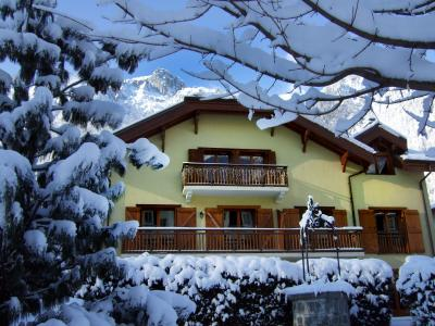 Vistas exteriores del alojamiento Alquiler Apartamento 669 Chamonix Mont-Blanc
