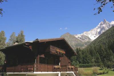 Vistas exteriores del alojamiento Alquiler Chalet 682 Chamonix Mont-Blanc