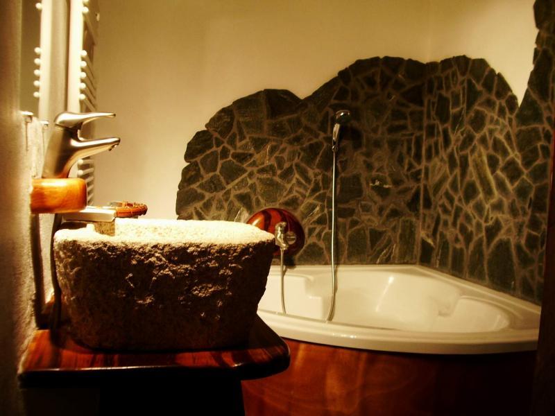 cuarto de baño Alquiler Chalet 686 Chamonix Mont-Blanc