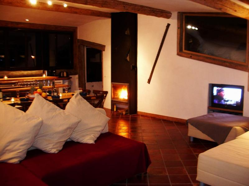 Salón Alquiler Chalet 686 Chamonix Mont-Blanc