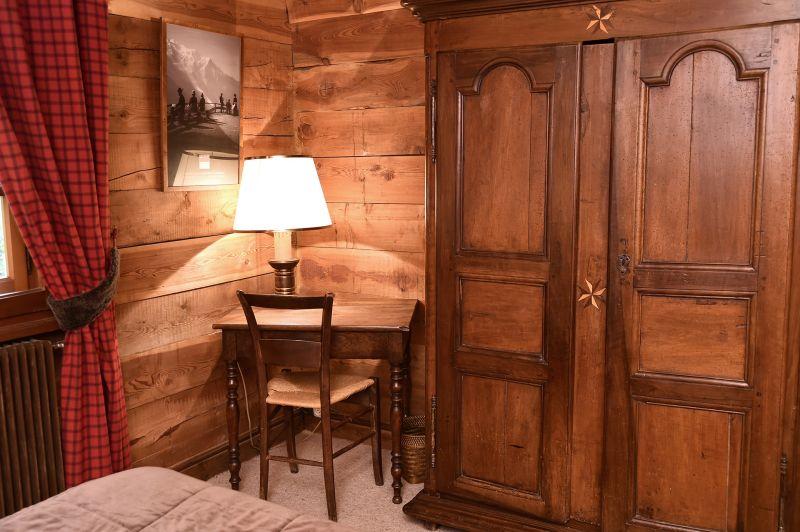 dormitorio 1 Alquiler Chalet 706 Chamonix Mont-Blanc