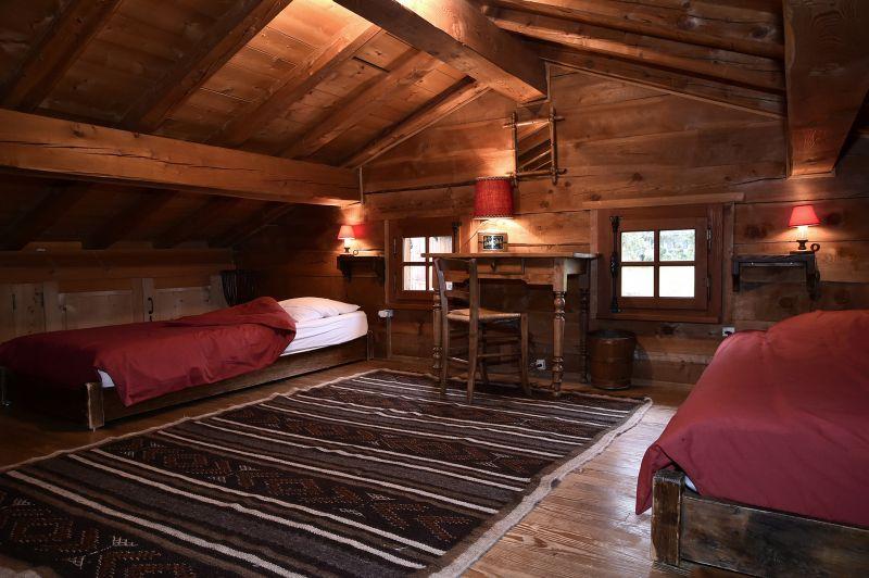dormitorio 3 Alquiler Chalet 706 Chamonix Mont-Blanc