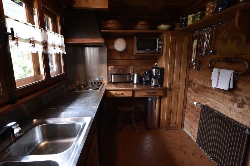 Cocina independiente Alquiler Chalet 706 Chamonix Mont-Blanc