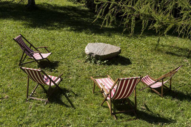 Jardín Alquiler Chalet 706 Chamonix Mont-Blanc